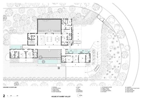 c humphreys housing floor plans gallery of weekend bungalow opolis architects 12