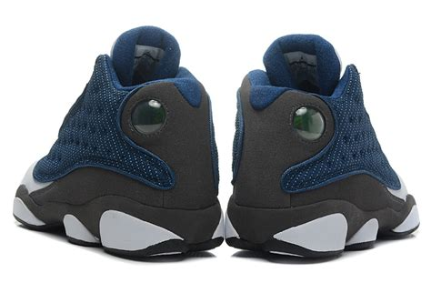 ai flint air 13 retro blue flint grey white newest