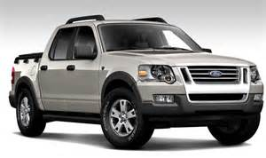 2008 ford explorer sport trac photos informations