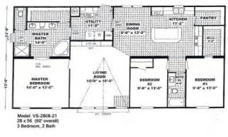 Small Double Wide Floor Plans double wide floorplans mccants mobile homes