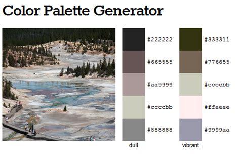 house color palette generator eak a house road trip color palettes