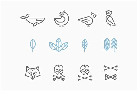 design logo lucu 25 best animal logo templates