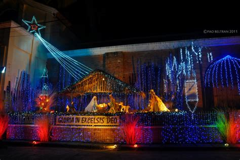 christmas traditions in the philippines christmas in the