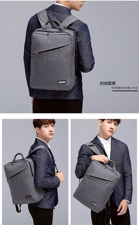 Unique Tas Korean Backpack Tas Ransel Laptop K13 Free G Harga Grosi tas ransel korea tas ransel laptop korean style fit to 15 6 inch gray