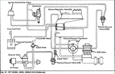 450sl vacuum diagram free wiring diagrams