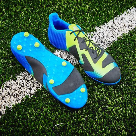 Sepatu Bola Adidas Warna Hijau sepatu bola adidas ace 16 1 tkrz shock blue black semi solar slime