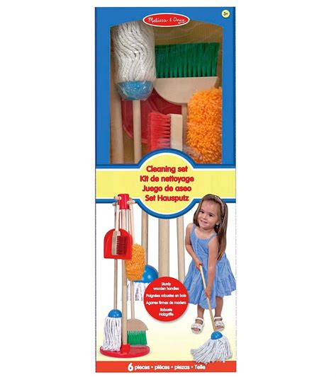 let s play house melissa doug let s play house dust sweet mop