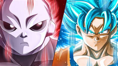 imagenes goku vs jiren jiren vs goku 2 by rmehedi on deviantart