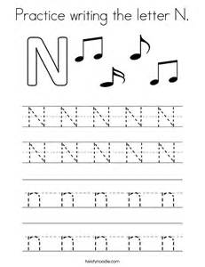 colors that start with the letter n letter n coloring pages preschool coloring home