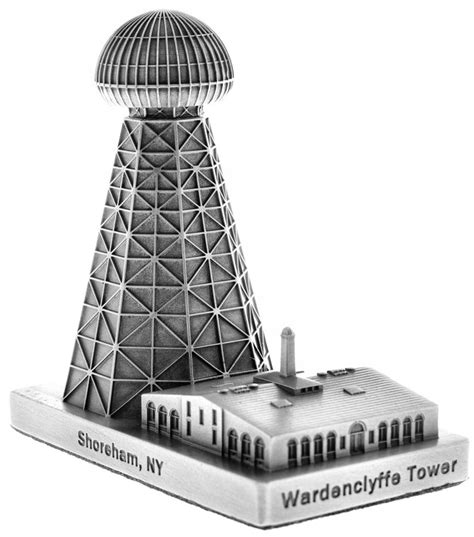 How To Make A Tesla Tower Replica Buildings Infocustech Wardenclyffe Tower Misc