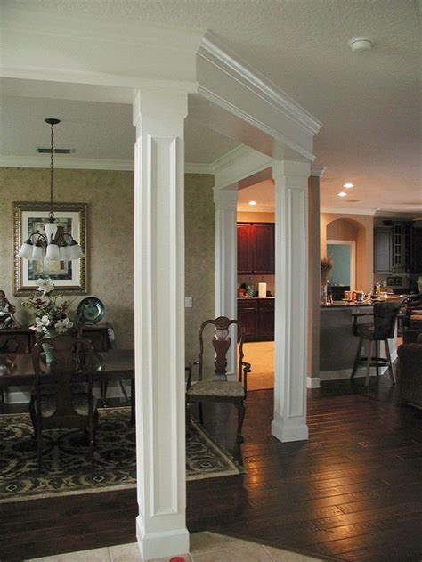 interior home columns 77 best images about columns and trim work on