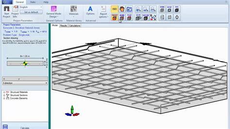 reinforced slab designmp youtube