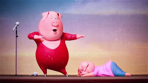 sing it tv series 2016 trailer quot sing quot a mix of zootopia and pitch perfect