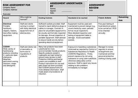 operational risk assessment template 28 operational risk report template fm 3 05 401