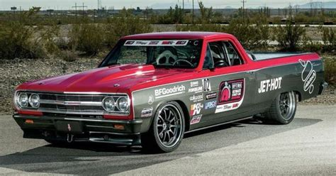 Mba 315 Elcamino by 65 El Camino On Forgeline Rims Dg S Gm S