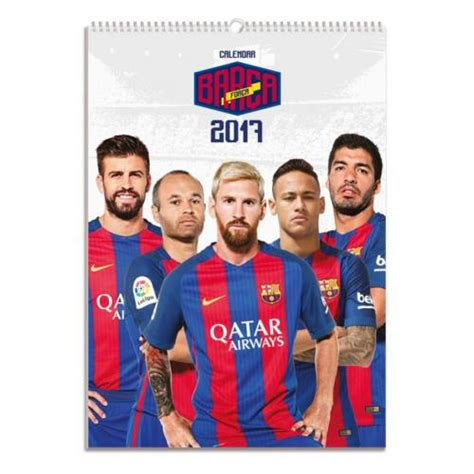 F C Barcelona Calendar F C Barcelona Calendar 2017 For Only 163 10 99 At
