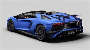 Lamborghini Aventador 2016 2016 Lamborghini Aventador Sv Roadster Picture 640485
