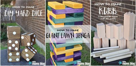 giant backyard games diy backyard games and free printable cooties game our handcrafted life