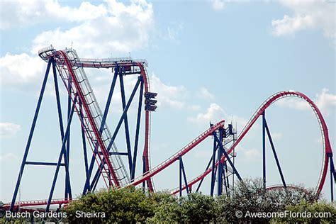 Busch Gardens Ta Roller Coasters busch gardens roller coasters