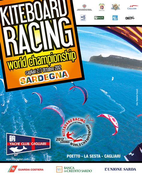 Mba Che World Chionship Race by Kiteboard Racing World Chionship Cagliari 2 7