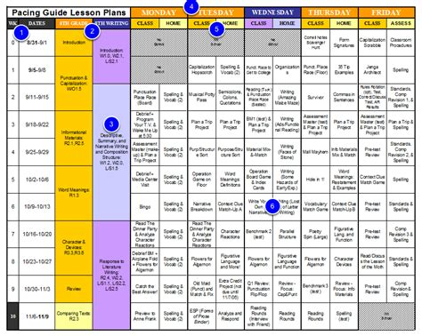 pacing calendar template for teachers create select a quality pacing guide illuminate education