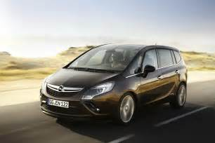 Opel Zafira Images 2012 Opel Zafira Tourer Video