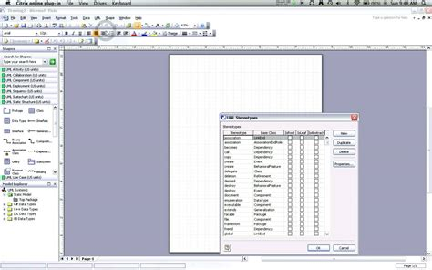 class diagrams in visio creating uml class diagrams with visio part 1 starting