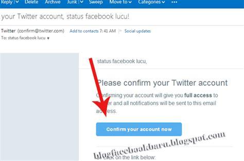 ingin membuat twitter cara daftar dan membuat akun twitter baru