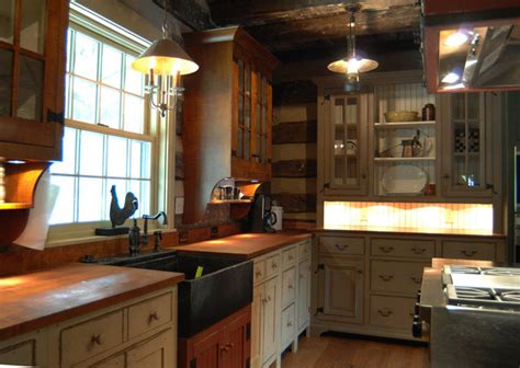 cabin kitchen cabinets st louis 10 primitive log cabin kitchen bar bathroom