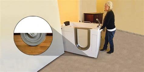 portable walk in bathtub portable walk in tubs seniortubs com