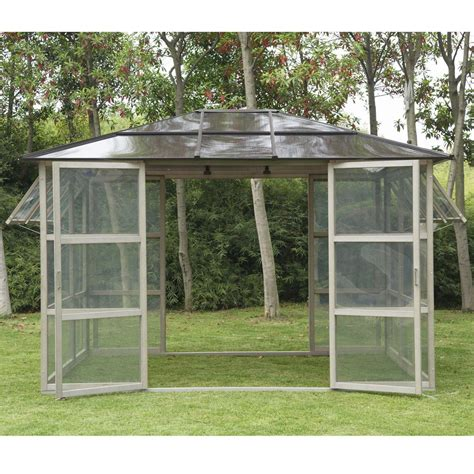 New Gazebo New Aluminum Roof Gazebo Amazing Gazebo For Small