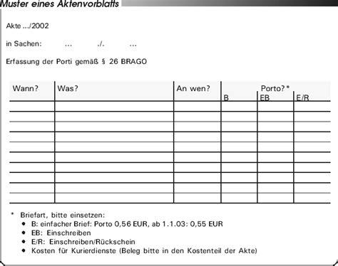 Muster Rechnung Rvg Auslagen Reduzierung Der Monatlichen Fixkosten F 252 R Porto Und Telefon Durch Gekonnte
