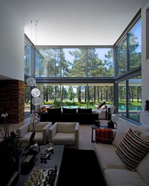 archi design home instagram maison design au portugal baie vitree