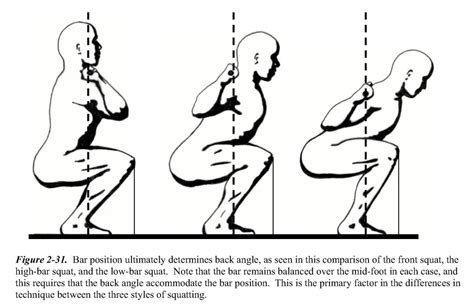 How Much Should A Woman Bench Press How To Low Bar Squat Your Guide To The Proper Form
