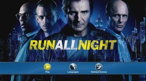 run all night movie 2015 run all night 2015 dvd movie menus