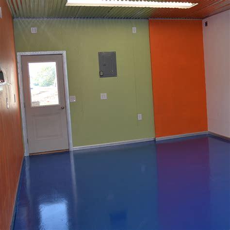 rust bullet garage floor coating stronger  paint