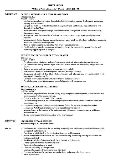 team leader finance resume samples velvet jobs