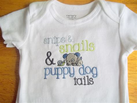 Snips And Snails And Puppy Tails Baby Shower by 8 Best Baby Shower Images On Boy Shower