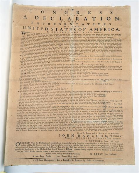 printable declaration of independence best photos of printable copy declaration independence