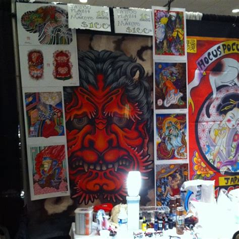 tattoo expo rochester ny us canada tour 14 静岡 ホーカスポーカスタトゥーデザインスタジオ hocus pocus