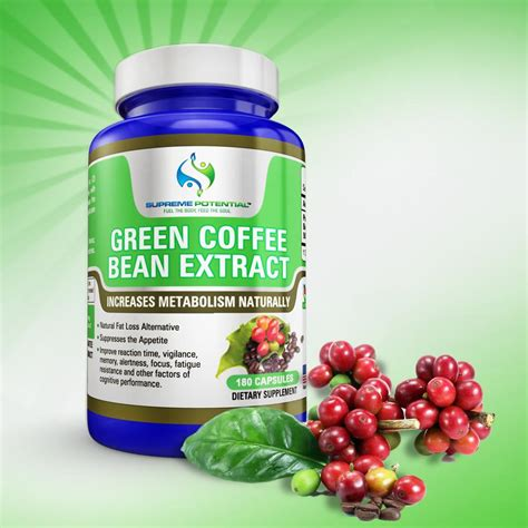 Green Coffee Extract green coffee extract weight loss appetite suppressant pills