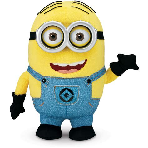 Minion Dave Rocket despicable me 2 minion dave deluxe figure with
