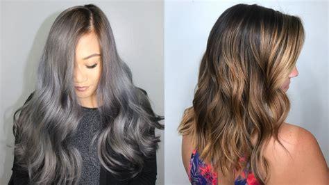 hair colors for 22 hair colors for 2018 hair color trends