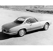 1963 Alfa Romeo 2600 Sprint HS Bertone  Studios