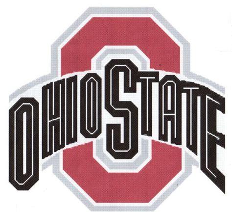 pattern logo ohio state logo cross stitch pattern by gotttwo on etsy