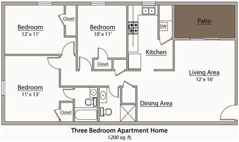 bedroom flat plan drawing modern house plan modern