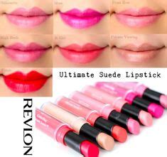 Eyeshadow Merk Revlon revlon colorstay ultimade suede lipstick merk lipstik untuk bibir hitam projects to try