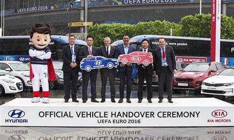 Football Team Sponsored By Kia Hyundai Kia To Sponsor 2016 Football Tourney