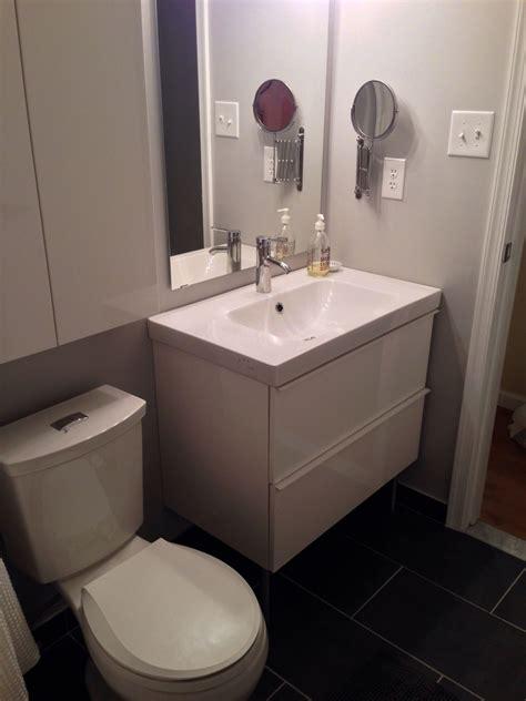 inspiring ikea bathroom vanity  sink ideas