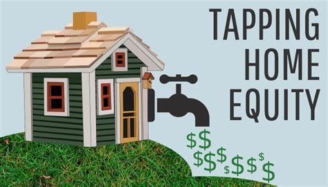 equity in house mortgage tapping home equity to fund a business